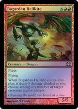Lot Of 4 MTG Magic The Gathering From The Vault Bogardan Hellkite Foil Card