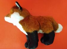 Quality Realistic Plush Standing Red Fox