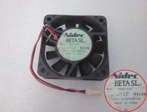 Nidec 6015 D06R-12TM 12V 0.11A 6CM Mute Inverter Cooling fan