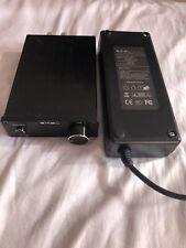 S.M.S.L Power Amplifier SA-98E 2 x 160 W - Black