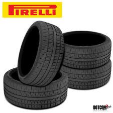 4 X New Pirelli Scorpion Zero Asimmetrico 255 45R20 105V XL Tires