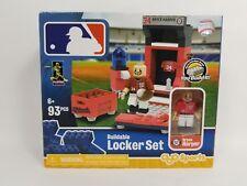 New Nationals BRYCE HARPER Buildable Lego type MLB Locker Room Set 93 PCS