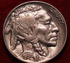 1936 Philadelphia Mint Buffalo Nickel