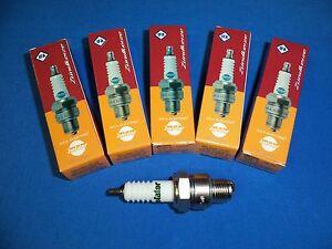 5 x  Zündkerze IFA AKA Electric M14-260 für MZ ETZ Simson S50 S51 Schwalbe KR51