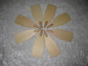 Pyramidenflügel  Set  von 8 Stück Flügel für Pyramide Ersatzteil  8,5cm x 4cm