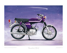 Yamaha FS1-E (Fizzy) - Limited Edition Collectors Print by Steve Dunn