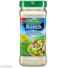 Hidden Valley Ranch Dip or Salad Seasoning Mix 16oz. USA