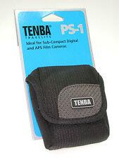 Tenba PS-1 Travelite case-Nuovo di Zecca