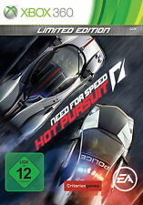 Need For Speed: Hot Pursuit -- Limited Edition (Microsoft Xbox 360, 2010) *gut*