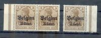 Belgium 11 Dgz Edge on the Right And Left Durchgezähnt Mint(A5061