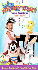 Baby Looney Tunes - Musical Adventures (VHS MOVIE)