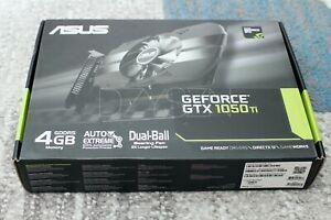 ❗Asus GeForce GTX 1050 Ti 4GB Phoenix Graphics Card, Brand New❗