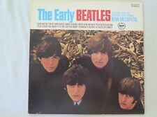 THE BEATLES - THE EARLY BEATLES. 1ST JAPANESE PRESS. AP-80034. SUPERB SOUND.RARE