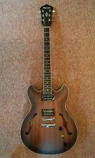 Neuwertige E-Gitarre, Ibanez AS-53-TF, hollowbody, semiacoustic