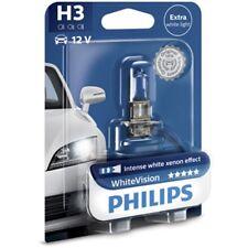 PHILIPS WhiteVision H3 12V 55W PK22s 1er Blister Glühlampe - 12336WHVB1
