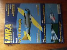 $$z Revue MRA N°805 Plan encarte Baroudeur ULM  T6  Real Flight G4  Mirage