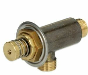 """KNEE OPERATED WATER VALVE TAP 15 SECOND TIMED FLOW 1/2"""" BSP SINK BASIN SHOWER"""