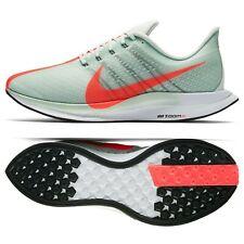 60e0380f6a76 Nike Zoom Pegasus Turbo AJ4114-060 Barely Grey Hot Punch Black Men s Shoes Sz  15 191887132387