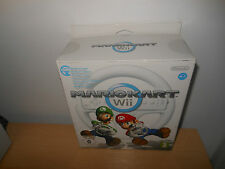 MARIO KART WII ~ Nintendo Wii ~sealed new wheel   pal version