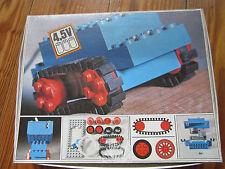 LEGO Eisenbahn alt 103 OVP Motor Set