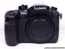 Panasonic Lumix DMC-GH4 Kamera Gehäuse Body GH4 Digitalkamera Nur 1.990 Klicks