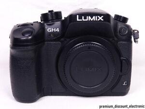 """Panasonic Lumix DMC-GH4 Kamera Gehäuse Body GH4 Digitalkamera 1.649 Klicks """"TOP"""""""