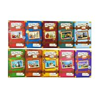 Diaries Of Robins Travels 10 Books Children Set Paperback By Ken & Angie Lake