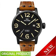 MS35 TW Steel Men`s Watch  Automatic Movement Maverick Collection 45mm