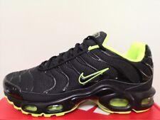 Scarpe Nike AirMax TN PLUS Black,Limi Green