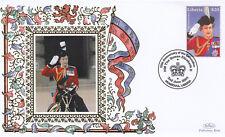 (18964) Liberia Benham FDC Queen Coronation 2 June 2003
