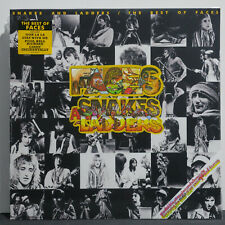 FACES 'Snakes And Ladders: Best Of The Faces' Vinyl LP NEW/SEALED