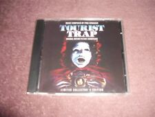 Tourist Trap Limited Collector's Edition Soundtrack CD MINT
