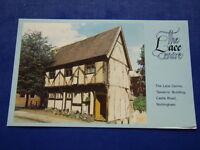 THE LACE CENTRE SEVERNS BUILDING CASTLE ROAD NOTTINGHAM 1450 - POSTCARD
