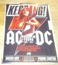 December Kerrang! Music, Dance & Theatre Magazines
