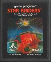 Game Program Star Raiders - Atari 2600