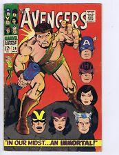 Avengers #38 Marvel 1967
