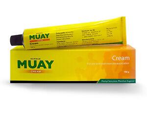 Crema Thai Namman Muay 100gr