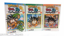 Dragon Ball SD Manga set of 3 books Goku Comic Manga Japan