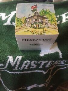 Masters Memo Cube (Pad)