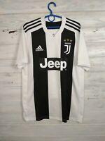 Juventus Jersey 2018 2019 Home MEDIUM Shirt Mens Maglia Football Adidas CF3489