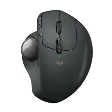 Logitech 910-005179 MX Ergo ratón RF inalámbrica + Bluetooth Trackball 440 DP...