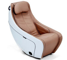 Synca CirC Premium Compact Massage Chair with Heat in Beige