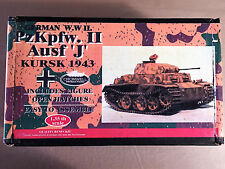 CROMWELL PRODUCTIONS - PzKpfw.I Ausf 'J' KURSK 1943 GERMAN WWII - 1/35 RESIN KIT
