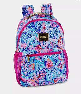 Lilly Pulitzer Bahia Backpack Treasure Trove