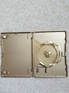 Genuine Official Nintendo GameCube Gold Double-Disc Empty Case WindWaker