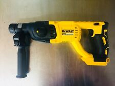 "DeWALT DCH133B SDS XR 20V MAX Brushless 1"" Rotary D-Handle Hammer Drill *NEW*"