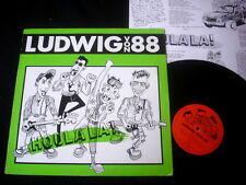 LUDWIG VON 88/HOULA LA/FRENCH PUNK/BONDAGE REC/FRENCH PRESS