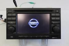 2012-2014 NISSAN ROGUE CUBE JUKE NAVIGATION XM RADIO MP3 CD PLAYER