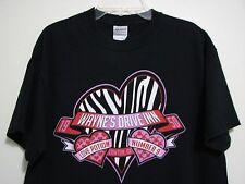 Waynes Drive Inn M Lawton Ok Valentine Love Potion Number Nine Black T Shirt