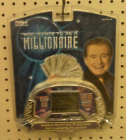 NEW - TIGER ELECTRONICS - WHO WANTS TO BE A MILLONAIRE GAME - MADE IN 2000